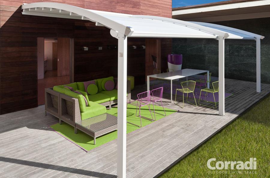 Tenda da sole: Pergola o Bioclimatica